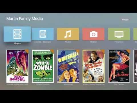 Plex for The New Apple TV 4