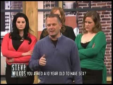 NY Polygraph Expert Daniel Ribacoff - lie detector test for molestation. Steve Wilkos Show