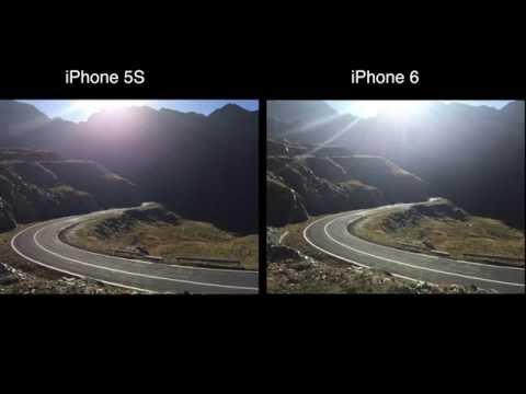 iPhone 6 vs 5S Camera Test - Photos