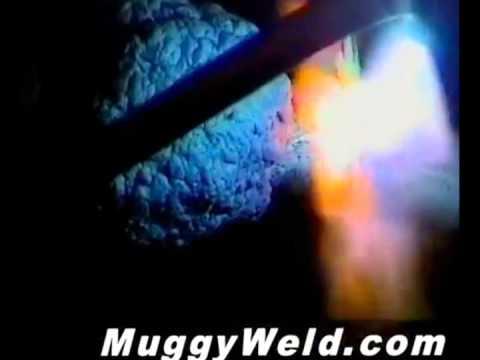 Cómo soldar en aluminio con la pasta termoaislante Azul Frío y la Super Aleación 5