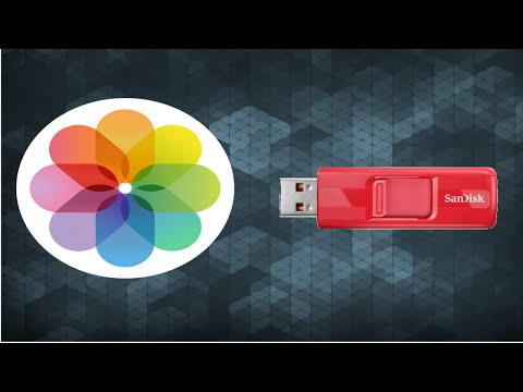 Move iPad Photos to Hard Drive | Tutorial