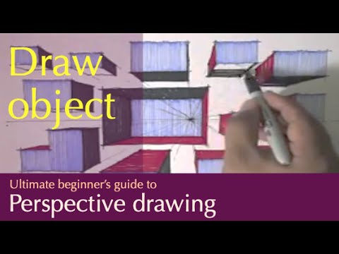 draw something from 2D to 3D drawing