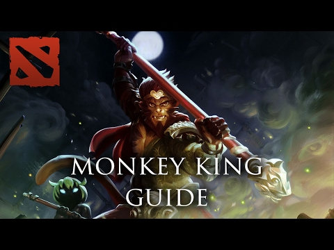 Dota 2 - Monkey King Guide
