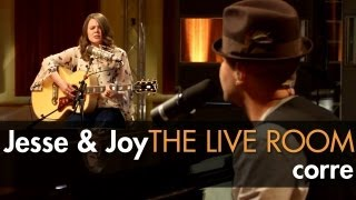 "Jesse & Joy - ""Corre"" captured in The Live Room"