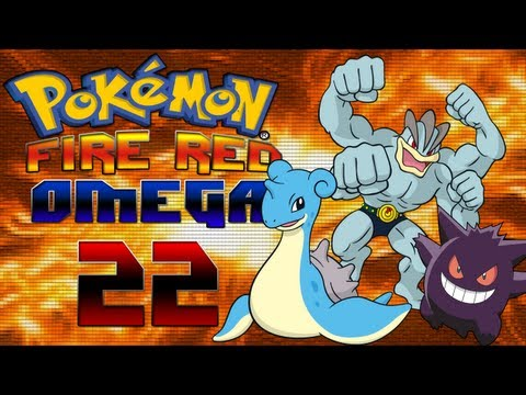 Pokemon Fire Red Omega Ep. 22