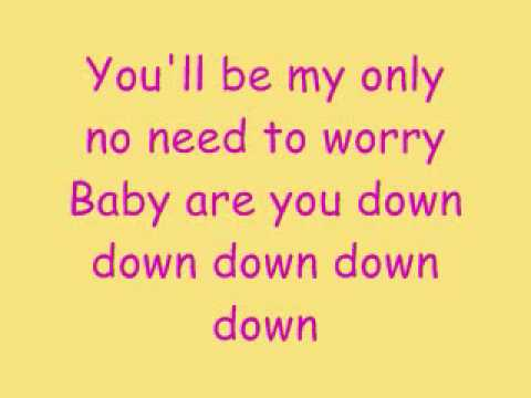Down Jay Sean ft. Lil Wayne Lyrics