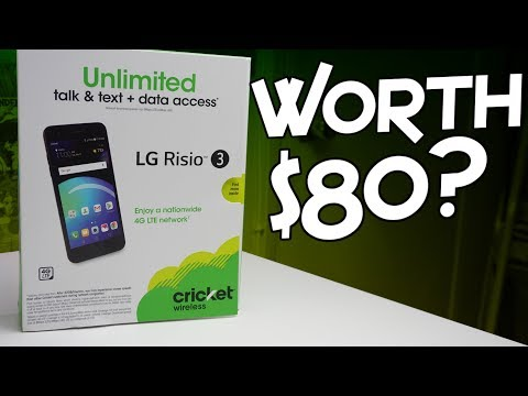 LG Risio 3 Unboxing & First Impressions