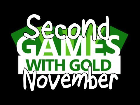 Xbox Live FREE Games With Gold | SECOND Game November