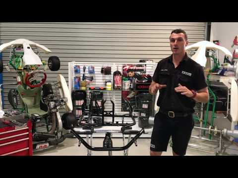 Power Republic - How To Assemble a Go Kart - Part One - Pedal and Crash Bar Assembly