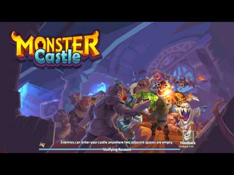 Monster Castle game app playing day 3