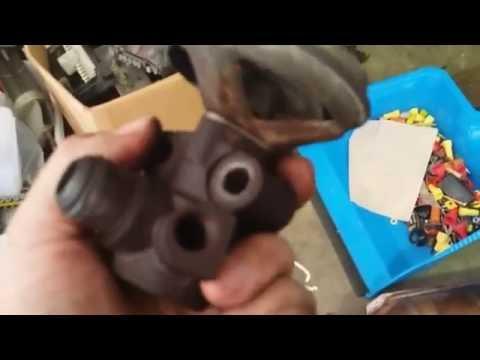 Egr valve cleaning