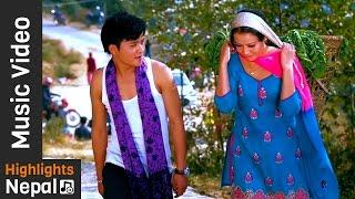Ah Tarkariwali  | New Nepali Modern Song 2017/2073 | Karnesh Lama