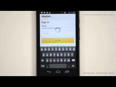 Amazon Android App - How To Cancel Your Order