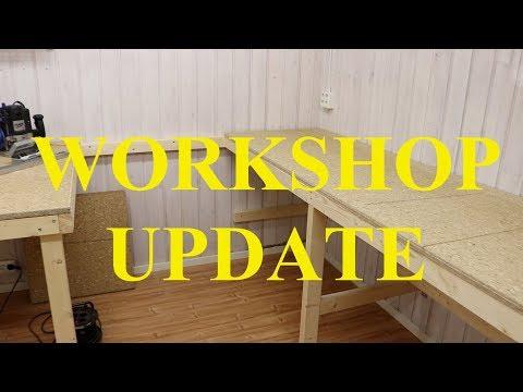 Workshop New Build Update
