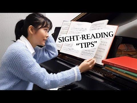 Tiffany Talks: Sight-Reading