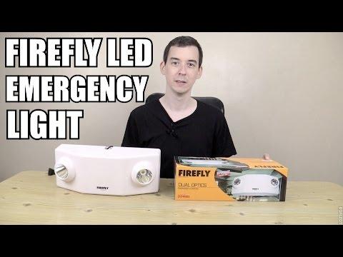 Firefly LED Emergency Light