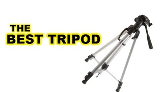 The Best Tripod! | Review