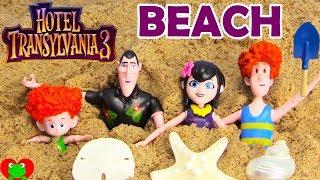 Hotel Transylvania 3 Beach Treasure Hunting Summer Vacation