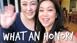 WHAT AN HONOR! - January 13, 2017 - ItsJudysLife Vlogs