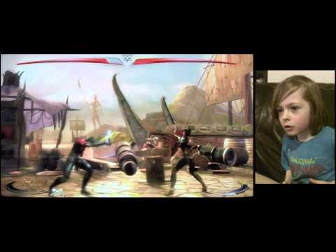 Let's Play INJUSTICE: GODS AMONG US - Nightwing vs. Catwoman #PS3