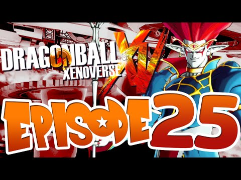 Dragon Ball XenoVerse - Episode 25 - Down With Demigra! (Let's Play Playthrough)