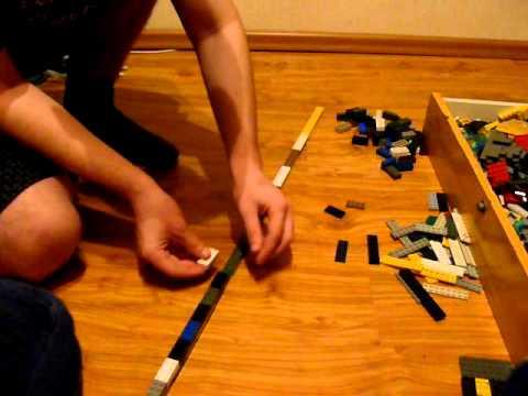 How to make Lego Sword / Katana
