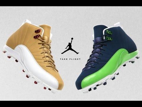 Best Air Jordan Football Cleats
