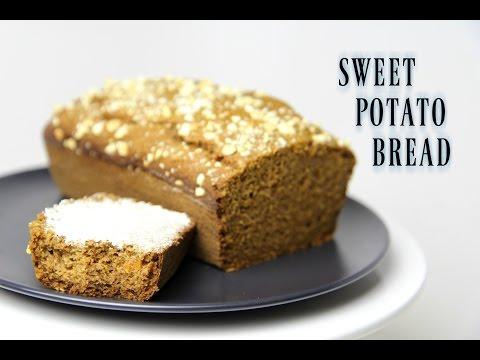 SWEET POTATO BREAD - CookingwithKarma