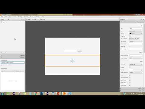 How to create a desktop application in java - Part 3
