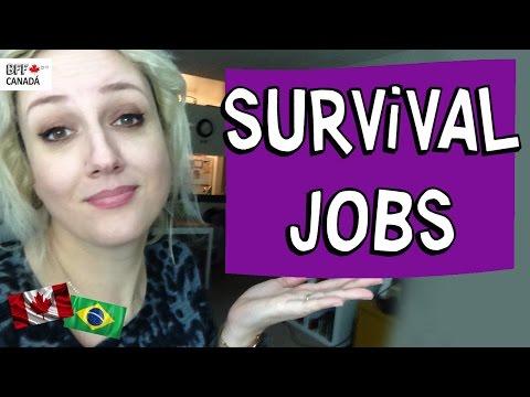 SURVIVAL JOBS em Vancouver: o que evitar