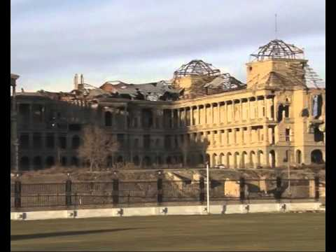 A Gift from India: New Afghanistan Parliament building