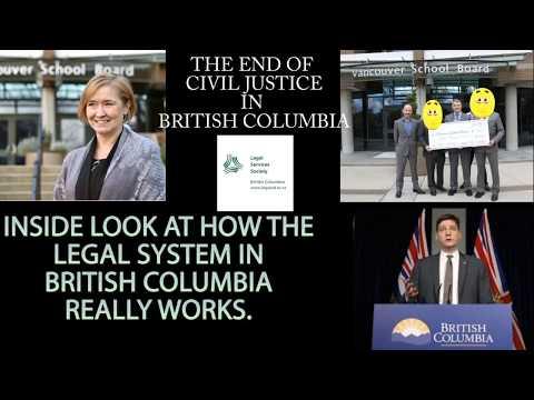 BC Legal Aid Documentary