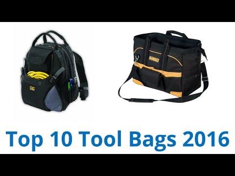 10 Best Tool Bags 2016