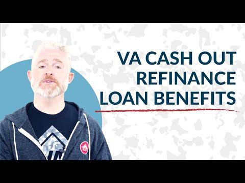 VA Cash Out Refinance Loan Benefits - 844-326-3305