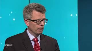 """""""Nord Stream 2"""": Studiogespräch mit Hubertus Bardt (Institut Deutsche Wirtschaft) am 08.02.19"""