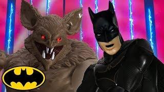 Battle of the Bats | Batman Missions: Stop-Motion Adventures | DC Kids