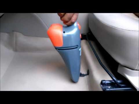 Car Vacuum Cleaner Black & Decker AV1205 12V DC  2017 -Demo