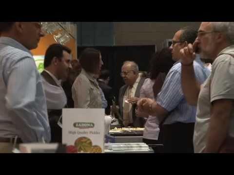 Taste of Palestine at the Fancy Food Show - EDIP, West Bank/Gaza