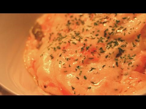 Cheesy Scalloped Potatoes EASY & Tasty recipe