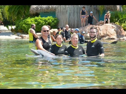 Discovery Cove Vacation Orlando Florida