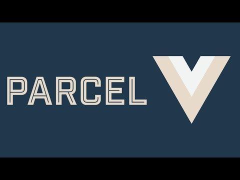 Application bundling with Parcel and Vue.js