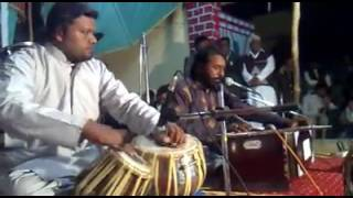 Tun Mere Laran Walyan Naal By Waris Khan Sahb And Tabla Player Vicky Khan Sab 0300 2853799