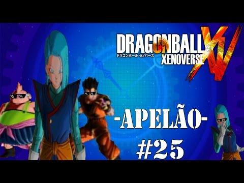 Dragon Ball Xenoverse #25/ apelão/ jogando no multiplayer/PT-BR[XBOX360]