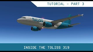 X Plane 11 | ToLiSs A319 | EGLL - EDDF | Part 1/2 - PakVim net HD