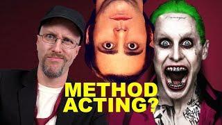 Should We Stop Method Acting? - Nostalgia Critic