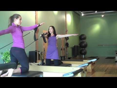 Pilates Arm Workout: Intense Side Arm Series