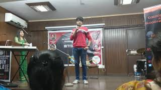 Download #stand up #stand up comedy #comedy. Stand-up comedy by Kushagr Lakhanpal Video