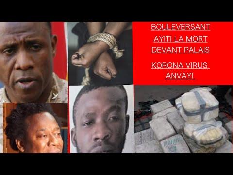 22 Mai  PHN EN DEUIL Témoignage chok kidnaping Gracia Arnel Joseph DG Rameau