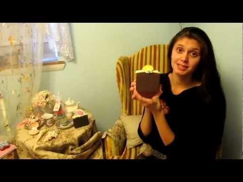 Lemon Biscotti Pie & Strawberry Wine soap!