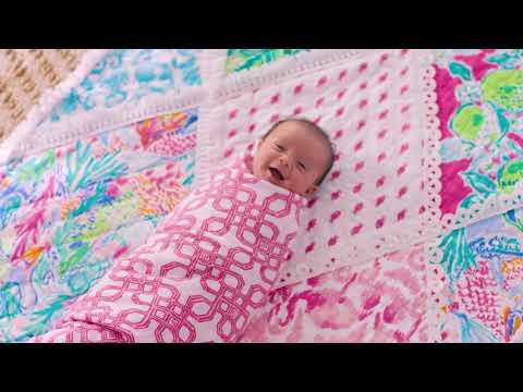 Introducing Lilly Pulitzer for Pottery Barn
